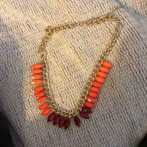 Two Toned Necklace.